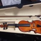 ヴァイオリン 新品