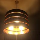 ウッド調照明