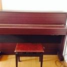 UPライト型電子ピアノ、格安で