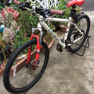 ■ルイガノ■LOUIS GARNEAUクロスバイク