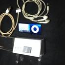 大幅値下げ激安格安・iPod nano 16GB ブルー第5世代 美品