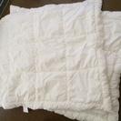西川産業の赤ちゃん布団 2枚セット