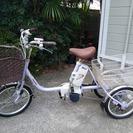 電動アシスト三輪自転車 かろやかライフEB BE-ENR835
