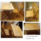 作業用の折りたたみ机と折りたたみ椅子 、かなり使用しています。10...