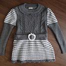 ニットセーター サイズ12