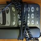 テープ式録音付き固定電話機