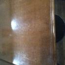業務用テーブル 厚さ 3 cm 喫茶店で使用していました。