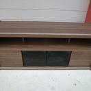 イケア 木製 テレビ台 美品 H45 W104 D31