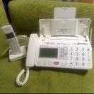FAX付き電話機/シャープ製