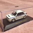 IXO製 ランチアデルタ インテグラーレ 4台セット(1:43)