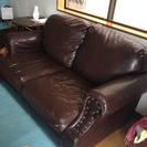 引き取り限定 アメリカ製ソファ