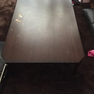 茶色 テーブル