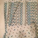 敷き布団カバーと掛け布団カバーのセット