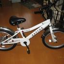 子供用自転車18インチ 美品