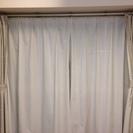 【取引終了しました】遮光カーテン&レースカーテン 差し上げます