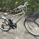 電動自転車Panasonicハリヤ