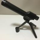おもちゃの天体望遠鏡 (箱付/未使用品)