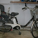 無料 使用期間3か月(実際乗ったのは20回ほど)電動自転車 子供用...