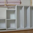 ニトリの本棚です。