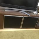 オーダーで作ってもらったテレビボード 0円