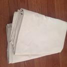 5月末に買った 遮光カーテン丈178cm