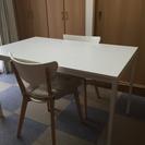 IKEAダイニングテーブルセット(直接引き取り可能な方)