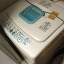 洗濯機差し上げます
