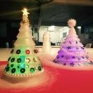 <親子ものづくり教室>3Dプリンタ体験&LEDで光る!クリスマスツ...