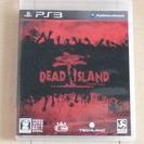 【売切御礼】送料込! PS3ソフト 『デッドアイランド』