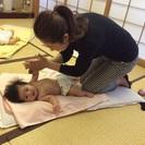 助産師が行うインファントマッサージ教室 1月  (4回1コース)