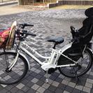 HYDEE.B(ハイディビー)ブリヂストン子乗せ電動アシスト自転車