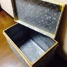 衣類の虫除け 湿気対策用お茶箱 - 蓮田市