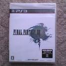 【新品】PS3ソフト・ファイナルファンタジーXIII