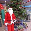 天満市場クリスマスイベント