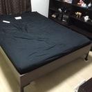 IKEA シンプルベッド