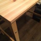 【交渉中】無印良品のテーブル