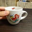 【終了】リトルマーメイドのマグカップ
