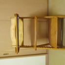 【終了】木製ベビーチェア、幼児用椅子