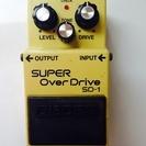 【中古】BOSS SUPER Over Drive スーパーオーバ...