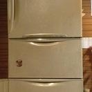 [譲渡者決定しました]無料で差し上げます。HITACHI冷蔵庫44...