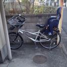 丸石自転車のふらっかーずパパ美品