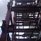 鳶工事一式。総合建築の会社です