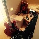 【初心者向け】エレアコギター完全セット(Epiphoneエレアコ+...