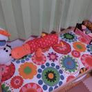 【取引中】IKEAジュニアベッド
