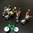 ー取引中ーバイクのおもちゃ