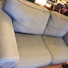 (取引決定致しました)IKEA2人掛けソファ