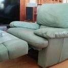 一人用ソファーを無料で差し上げます。