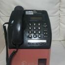 ピンク電話機