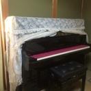 ピアノ カワイ 購入価格91万円