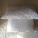 SOLD: 新品未使用枕 2個入り(高いタイプ)